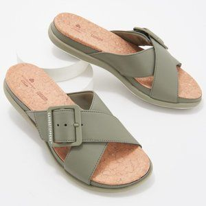 Cloudsteppers By Clarks Step June Shell Sandal 12M
